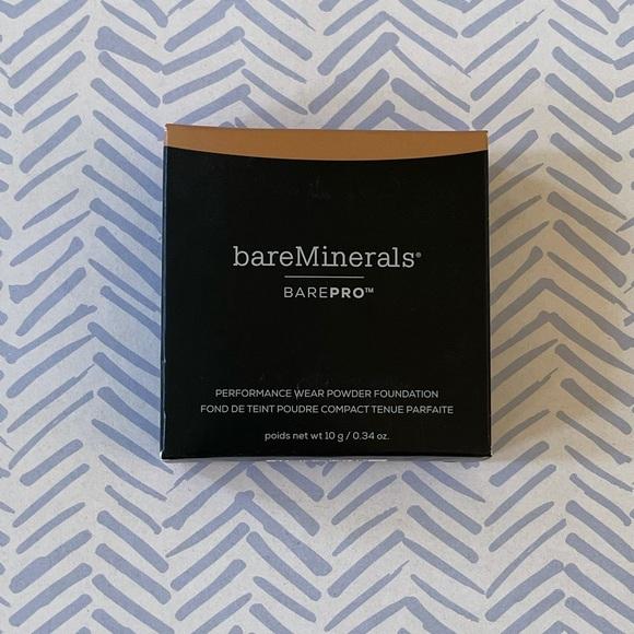 Bare minerals powder foundation sable 21